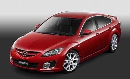 2009 Mazda 6/Atenza
