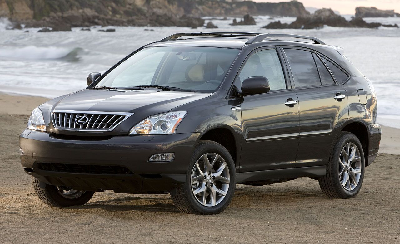 2008 lexus rx350 es350 pebble beach editions auto shows news car and driver