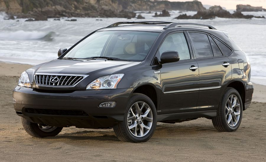 2008 lexus rx350 es350 pebble beach editions. Black Bedroom Furniture Sets. Home Design Ideas