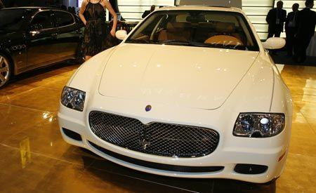 2008 Maserati Quattroporte Collezione Cento