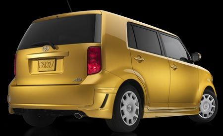 2008 Scion xB RS 5.0