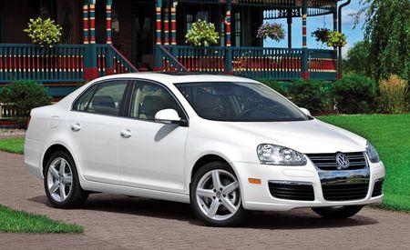 2008 Volkswagen Wolfsburg Edition Jetta 2.0T