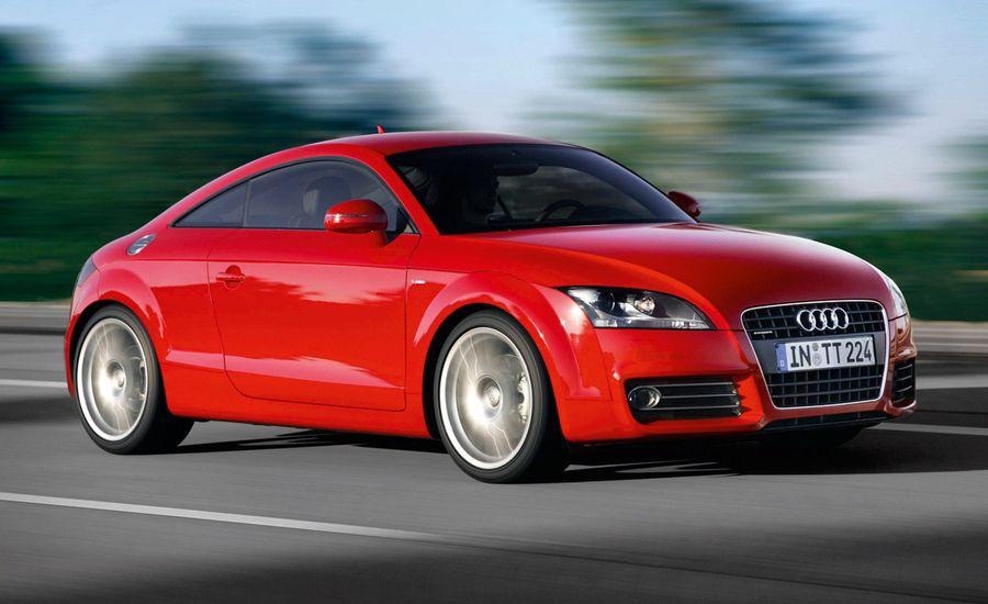 2009 Audi TT 2.0 TDI Quattro