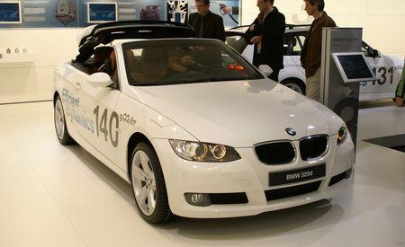 2009 BMW 320d Convertible
