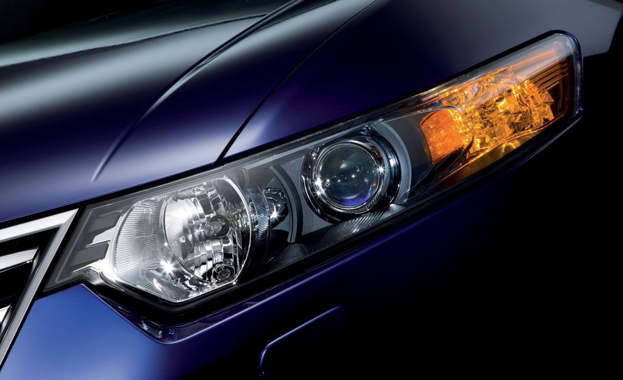 2009 European Honda Accord/Acura TSX
