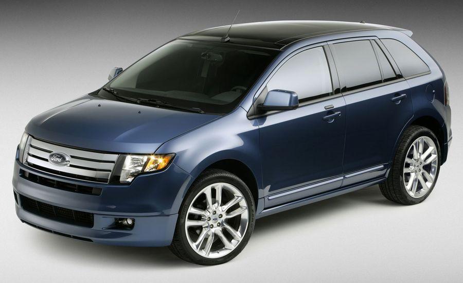 2009 Ford Edge Sport
