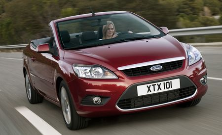 2009 Ford Focus Coupe-Cabriolet