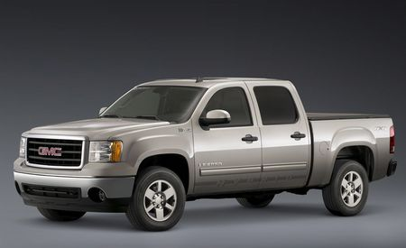 2009 GMC Sierra Hybrid Announced