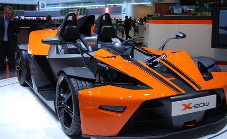 2009 KTM X-Bow Dallara Edition