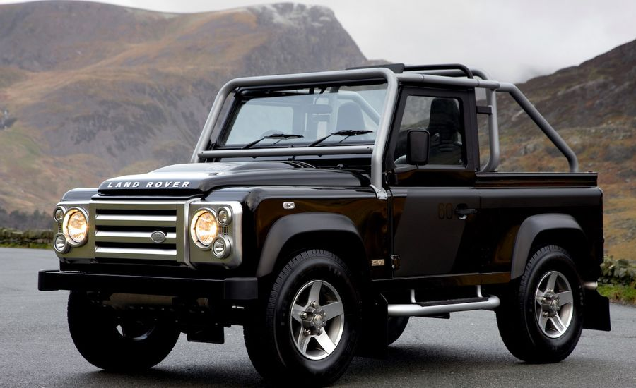 2009 Land Rover Defender SVX Special Edition