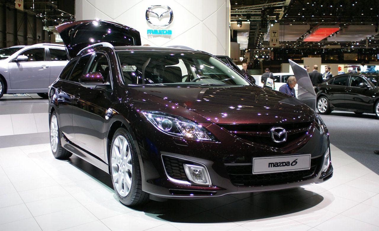2009 Mazda 6 Wagon, Hatchback, and MZR