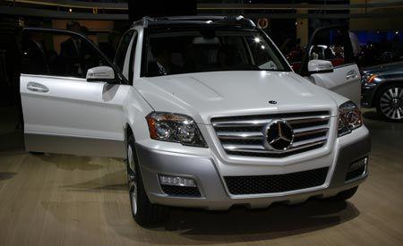 2009 Mercedes-Benz Vision GLK Freeside Concept