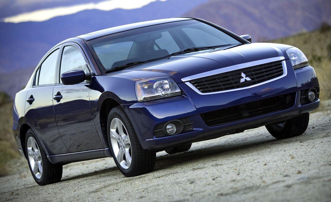 2012 Mitsubishi Galant Reviews Mitsubishi Galant Price Photos