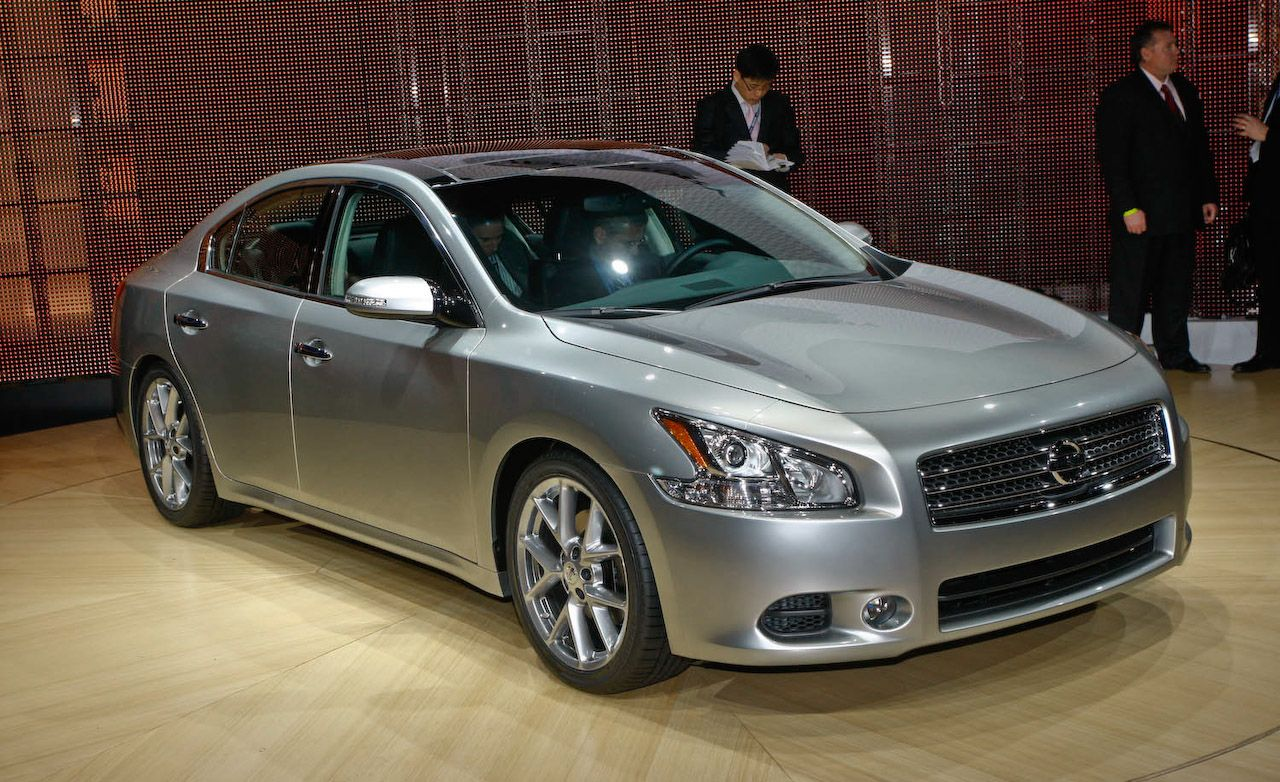 nissan maxima reviews - nissan maxima price, photos, and specs