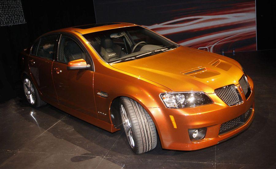Dodge Build And Price >> 2009 Pontiac G8 GXP