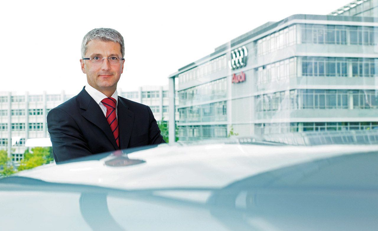 Audi's Growth Strategy Outlined