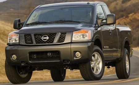 Diesel or V-6 for Nissan Titan?