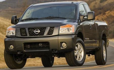 Diesel or V-6 for Nissan Titan?
