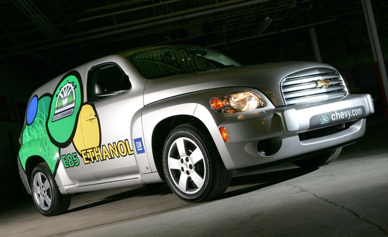 Flex-Fuel Chevy HHR