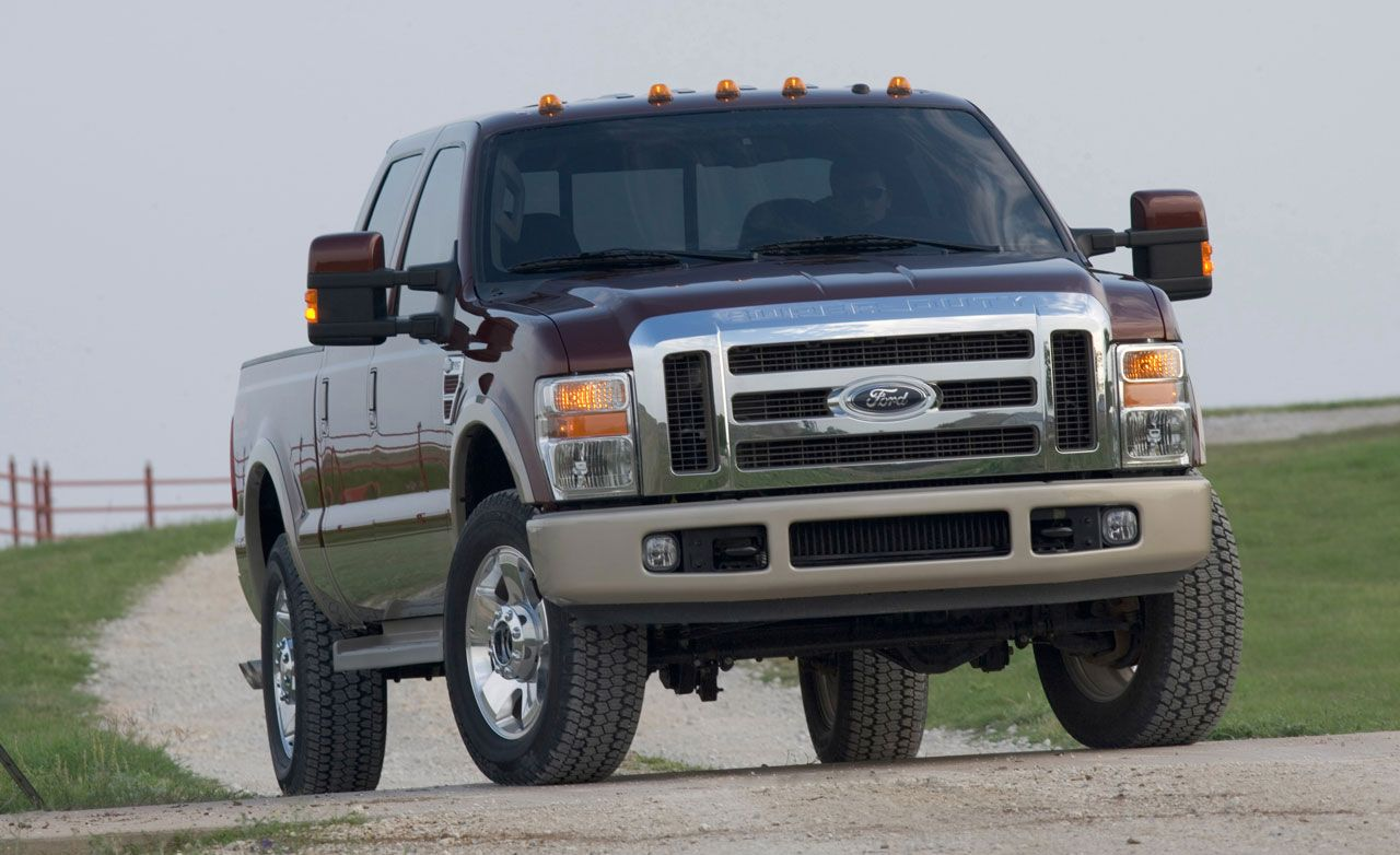Ford Work Solutions for F-series Pickups