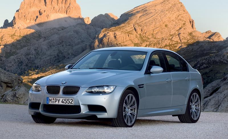 M3 Sedan Priced Cheaper than Lexus IS F, Audi RS 4