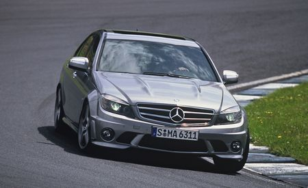 Monster Mercedes C63 AMG Comes in Thousands Cheaper than Expected