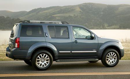 Nissan Pathfinder Future Decided