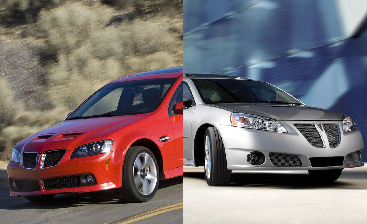 Rear-Drive Debate at Pontiac and Chevy