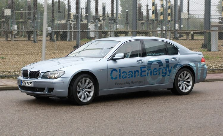 Hydrogen Stations Needed for Fuel-Cell Vehicles of the Future