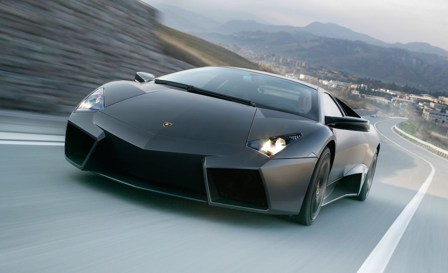 Lamborghini Lets Reventón Owners Play God