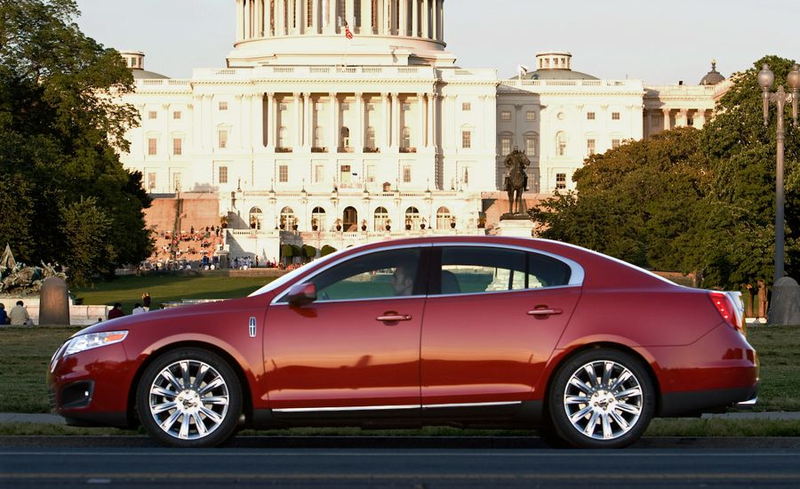 2010 Lincoln MKS EcoBoost to Make 340 hp, 340 lb-ft