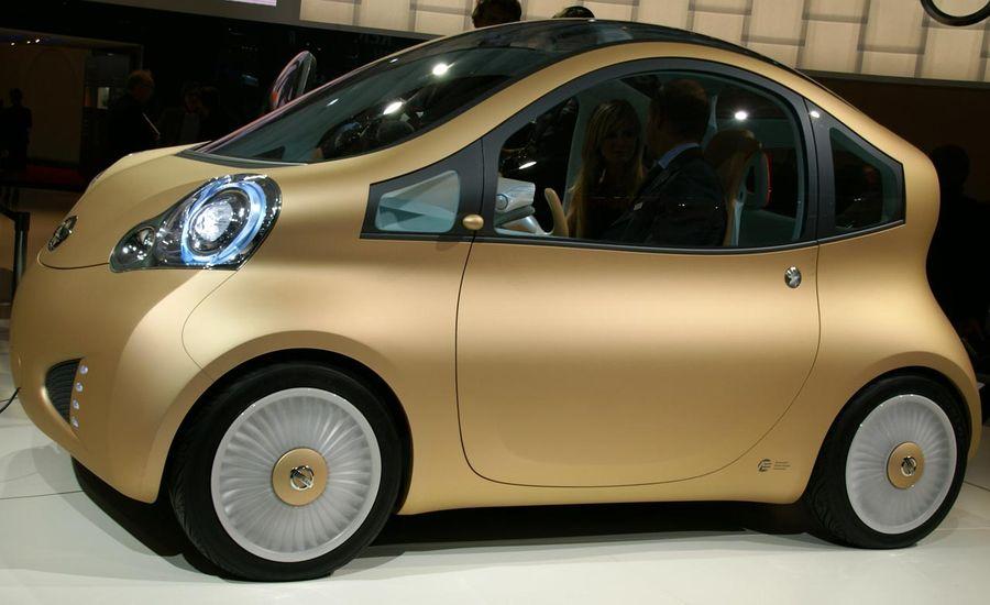 2010 Nissan Nuvu