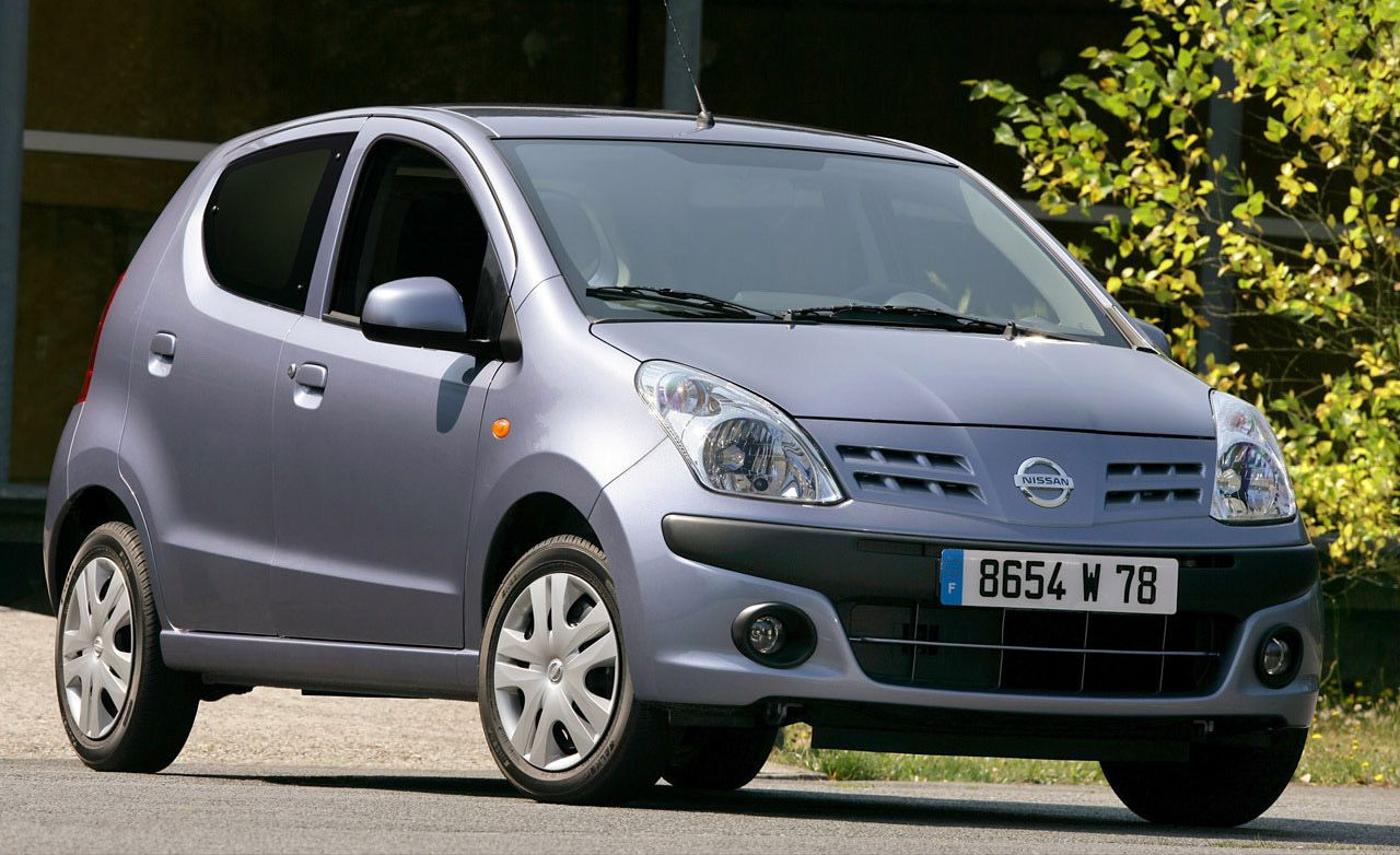 2010 Nissan Pixo