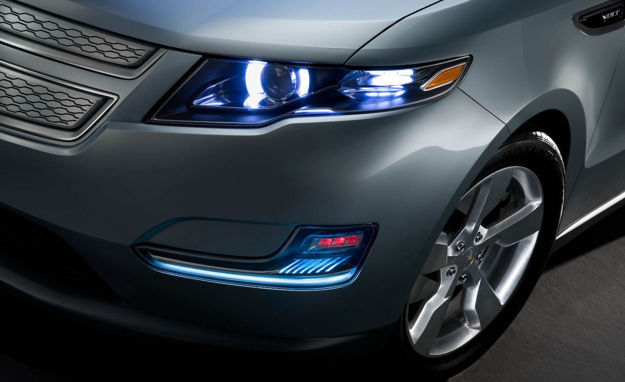 2011 Chevrolet Volt – Official Photos