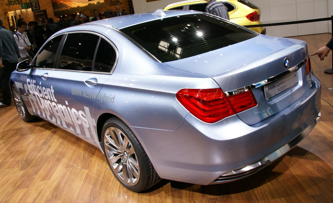 BMW Concept 7-Series ActiveHybrid