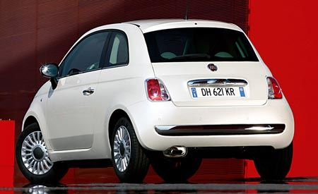 Fiats for the U.S.