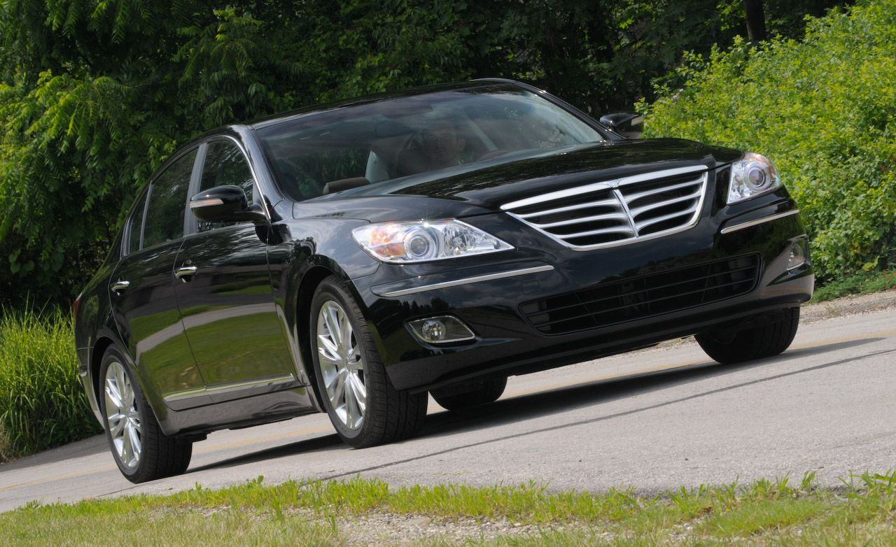 Hyundai Genesis Now, Luxury Brand Potentially Later