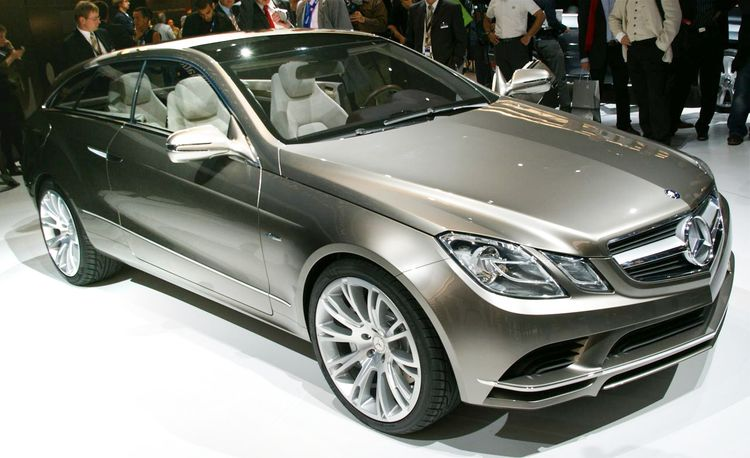 Mercedes-Benz ConceptFASCINATION
