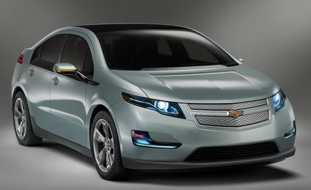 New GM Plant to Build 2011 Chevrolet Volt, Cruze Engines