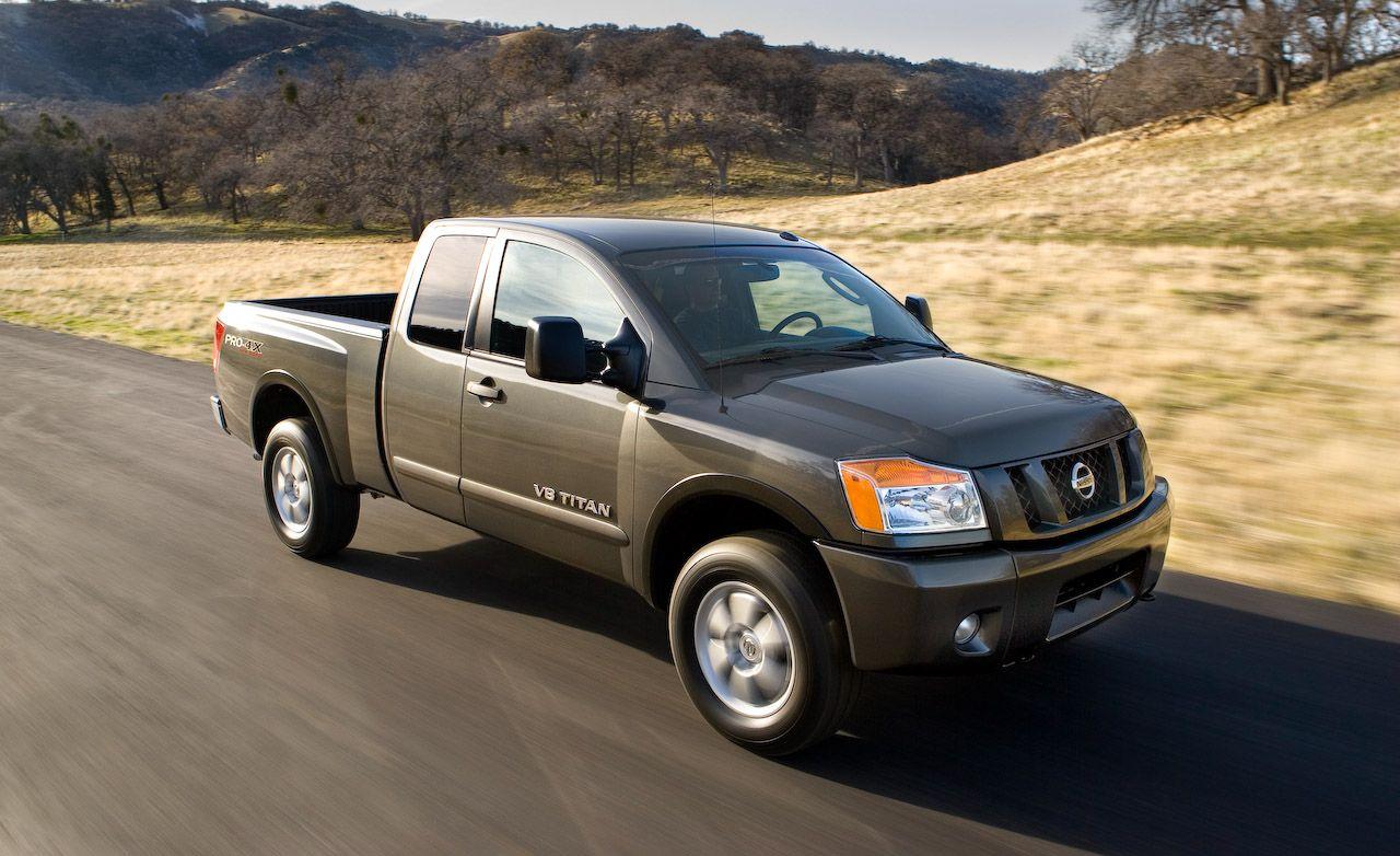 Nissan titan reviews nissan titan price photos and specs car next gen nissan titan to get most dodge ram attributes vanachro Gallery