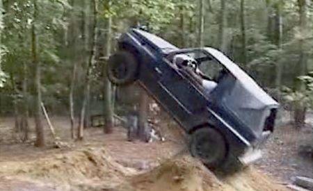 Suzuki Sidekick Jump