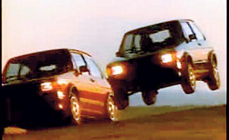 Volkswagen GTI - Video Advertisement From 1984