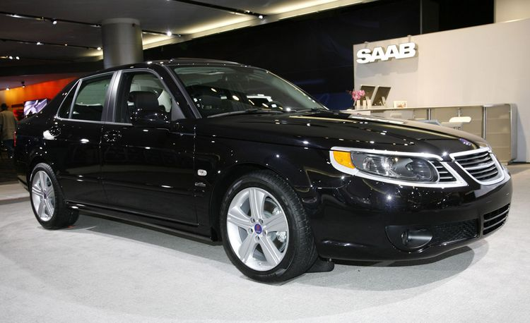 2009 Saab 9-5 Griffin Edition