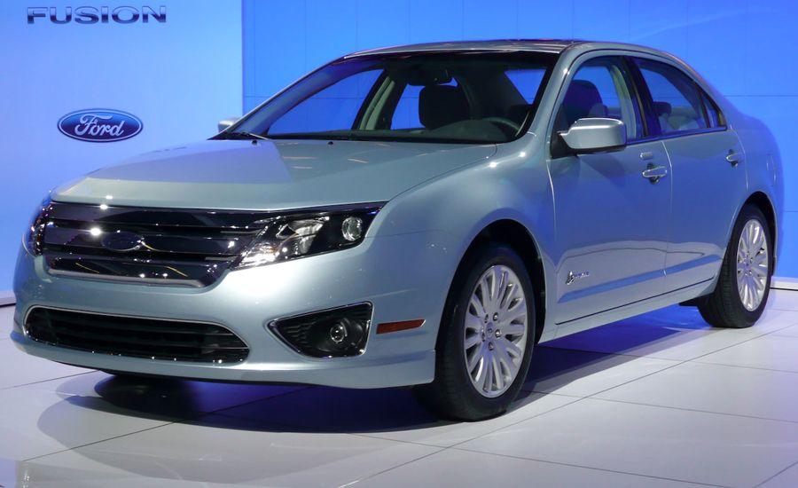 2010 Ford Fusion Hybrid / Mercury Milan Hybrid