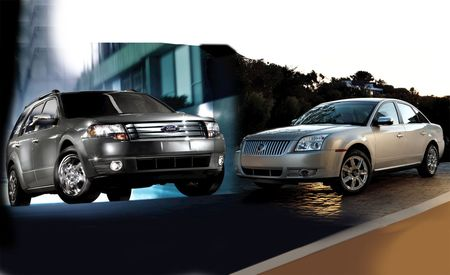 Ford Taurus X and Mercury Sable Killed
