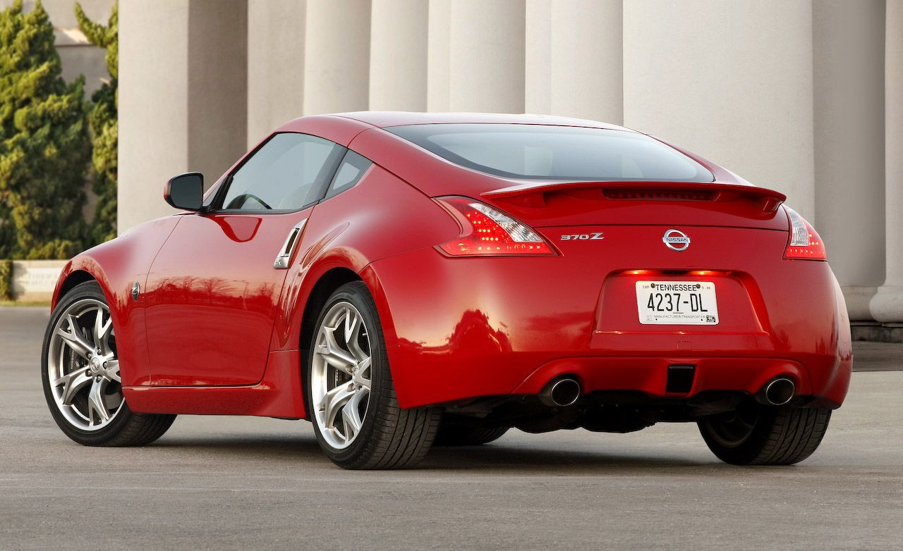 Nissan Announces 2009 370Z Coupe Pricing and New Corporate Tagline