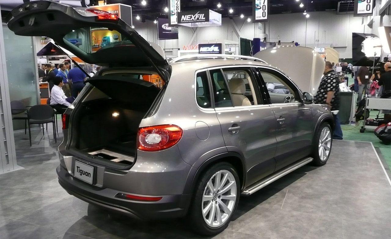Volkswagen Tiguan Performance Concept