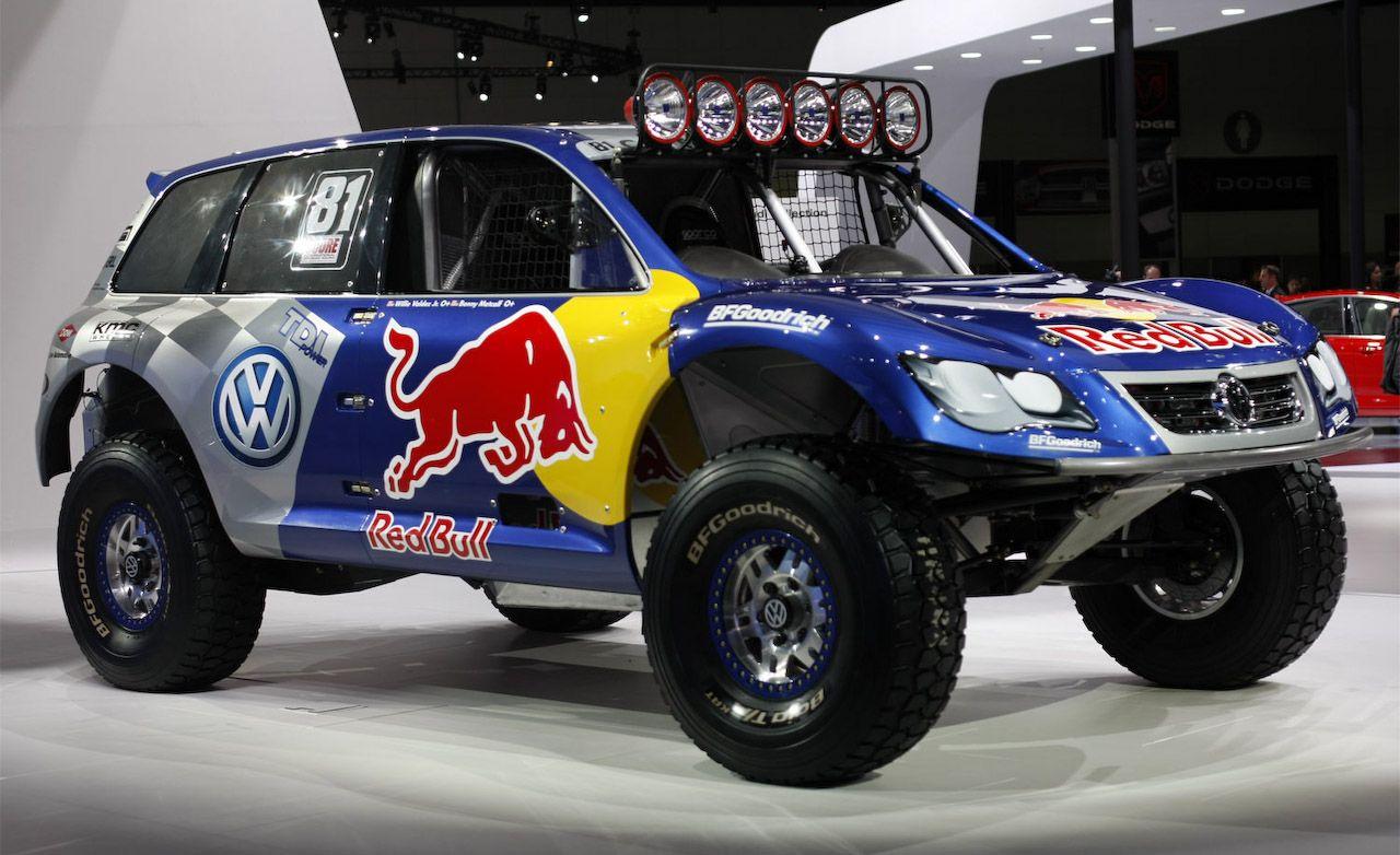 Volkswagen Touareg Tdi Trophy Truck