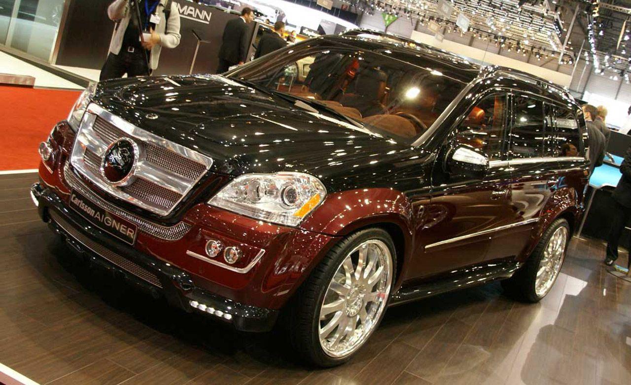 2009 carlsson aigner ck55 rs rascasse Mercedies Benz matthias knoedler german tuning pany