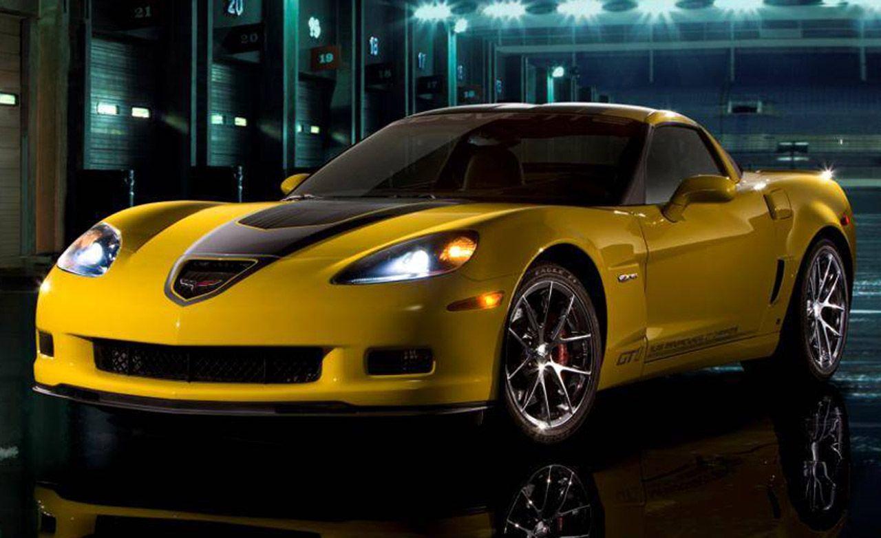 2009 Chevrolet Corvette GT1 Championship Edition